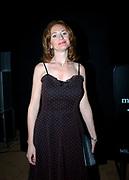 Miljonair Fair 2004 - Ondernemen is topsport<br /> De derde Miljonair Fair 2004, van 10 t/m 12 december in de RAI Amsterdam, was een daverend succes! Vier dagen lang sprankelende luxe op 20.000 vierkante meter RAI.<br /> Op de foto Ariane Spier