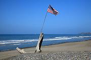 Poche Beach in Orange County California