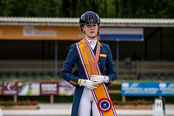 Van Rooij Evi, NED<br /> Nederlands Kampioenschap<br /> Ermelo 2021<br /> © Hippo Foto - Dirk Caremans<br />  06/06/2021