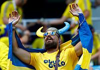 sweden supporter<br /> Nizhny Novgorod 16-06-2018 Football FIFA World Cup Russia  2018 <br /> Sweden - South Korea / Svezia - Corea del Sud <br /> Foto Matteo Ciambelli/Insidefoto