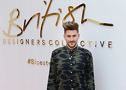 © London News Pictures. 20/05/2015. Henry Holland.<br /> British Designers Collective. Celebrities  launch 6-week pop up shop at Bicester Village. Celebrities launching the 6-week event called the British Designers Collective in which a pop-up shop has been installed to sell one of pieces from up and coming designers. Photo credit: Richard Cave/LNP