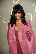 Nov. 3, 2015 - London, England - Naomi Campbell attends the Burberry Festive Film Premiere on November 3, 2015 in London, England  <br /> ©Exclusivepix Media