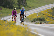 SHOT 8/6/17 7:50:34 AM - UOT Tourism photos of Brian Head and Cedar City, Utah. Images include riding Brian Head Resort in Brian Head, Utah; exploring Cedar Breaks National Monument, hiking Kolob Canyons in Zion National Park and mountain biking the Lava Flow Trail in Cedar City, Utah. (Photo by Marc Piscotty / © 2017)