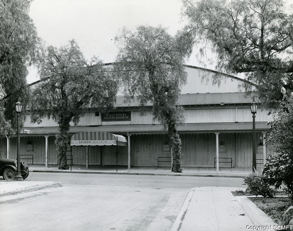 1926 Hollywood Legion Stadium