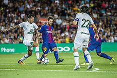 FC Barcelona v Chapecoense - 7 Aug 2017