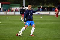 Alex Curran. Colne FC 0-2 Stockport County FC. Pre-season friendly. 5.9.20