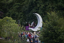 Speirs Camilla (IRL) - Portersize Just a Jiff<br />  Olympic Games London 2012<br /> © Dirk Caremans