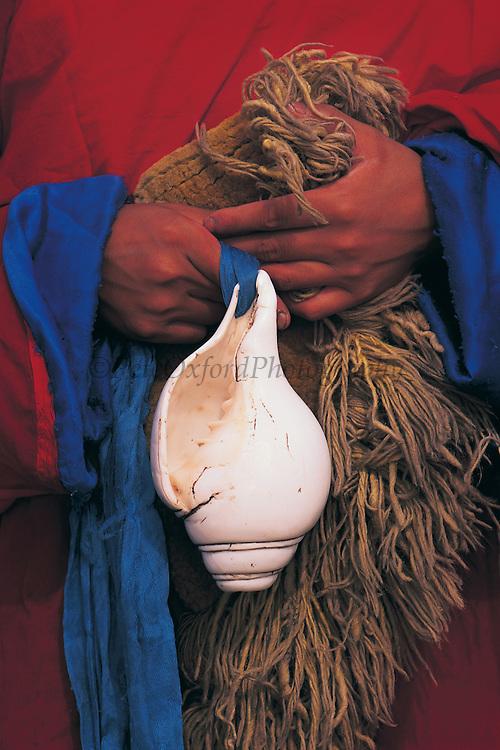 Monk & Shell<br /> Mongolia