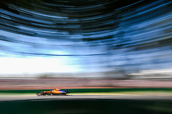 March 16, 2019 - Melbourne, Victoria, Australia - Carlos Sainz Jr. (55) of Spain drives the McLaren F1 Team MCL34 during practice ahead of the Australian Formula 1 Grand Prix at Albert Park on March 16, 2019 in Melbourne, Australia  (Credit Image: © Morgan Hancock/NurPhoto via ZUMA Press)