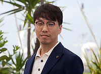 Director Jong-Bin Yoon at the Gongjak (The Spy Gone North) film photo call at the 71st Cannes Film Festival, Friday 11th May 2018, Cannes, France. Photo credit: Doreen Kennedy
