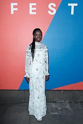 Edinburgh International Film Festival 2019<br /> <br /> Pictured: Eunice Olumide<br /> <br /> Alex Todd | Edinburgh Elite media