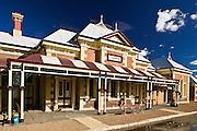 Mudgee Railway Station, NSW, Australia