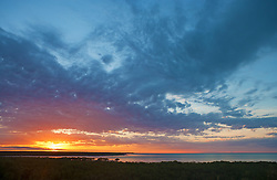 Sunrise over Broome's Roebuck Bay