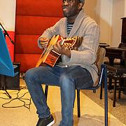 NLD/Amsterdam/201500303 - Lancering Berget Lewis & Shirma Rouse Foundation, Alvin Lewis