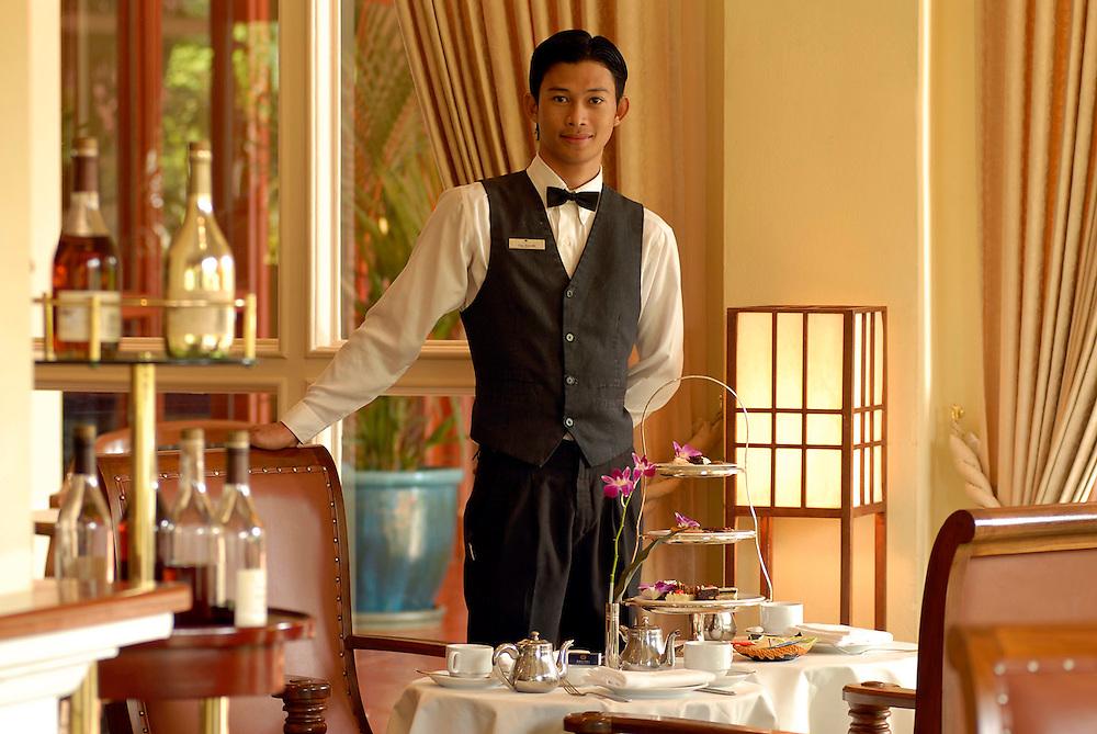 Sofitel Hotel.