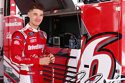 April 13, 2018 - Bristol, Tennesse, United States of America - April 13, 2018 - Bristol, Tennesse , USA: Ryan Reed (16) gets ready to practice for the Fitzgerald Glider Kits 300 at Bristol Motor Speedway in Bristol, Tennesse  (Credit Image: © Stephen A. Arce/ASP via ZUMA Wire)