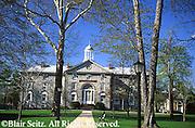 historic places Dickinson College, Old Main, Carlisle, Cumberland Co., Pennsylvania