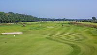 HAARZUILENS  - Hole 5  , Golfclub De Haar , van 9 naar 18 holes. .  COPYRIGHT KOEN SUYK
