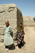 Hulya,14, married to her cousin Humdillah, to stop fighting after her father killed his brother