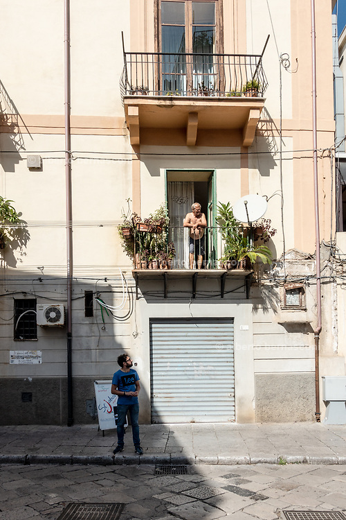 Palermo: Kalsa neighborhood