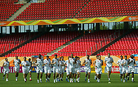 Photo: Chris Ratcliffe.<br />England Training Session. FIFA World Cup 2006. 14/06/2006.<br />England in training.