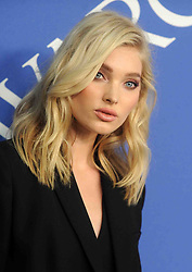 Elsa Hosk at the 2018 CFDA Awards at the Brooklyn Museum in New York City, NY, USA on June 4, 2018. Photo by Dennis Van Tine/ABACAPRESS.COM