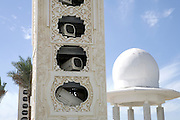 Abu Dhabi, United Arab Emirates (UAE)..February 3rd 2009..The Sheikh Zayed Mosque in construction