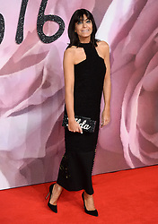 Claudia Winkleman attending The Fashion Awards 2016 at The Royal Albert Hall in London. <br /> <br /> Picture Credit Should Read: Doug Peters/ EMPICS Entertainment