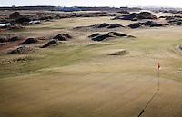 TEXEL - De Cocksdorp - hole 15. Golfbaan De Texelse. COPYRIGHT KOEN SUYK