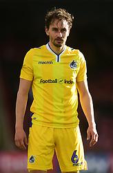 Edward Upson of Bristol Rovers - Mandatory by-line: Alex James/JMP - 09/03/2019 - FOOTBALL - Glanford Park - Scunthorpe, England - Scunthorpe United v Bristol Rovers - Sky Bet League One