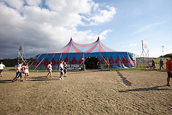 The Scottish Sun and the Stand comedy club, Friday T in the Park 2014.<br /> © Michael Schofield.