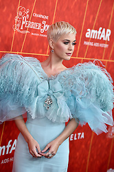 Katy Perry attends the amfAR Gala Los Angeles 2018 at Wallis Annenberg Center for the Performing Arts on October 18, 2018 in Beverly Hills, CA, USA. Photo by Lionel Hahn/ABACAPRESS.COM