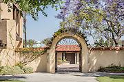 The Courtyard Center in Garden Grove California