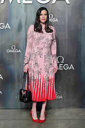 Liv Tyler attending the Lost in Space event to celebrate the 60th anniversary of the OMEGA Speedmaster held in the Turbine Hall, Tate Modern, 25 Sumner Street, Bankside, London.