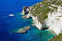 Grece, iles Ioniennes, Paxi, arche de Tripitos // Greece, Ionian island, Paxi, Tripitos Arch