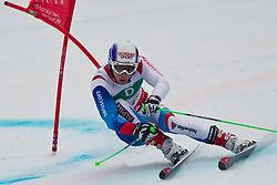 18.02.2011, Kandahar, Garmisch Partenkirchen, GER, FIS Alpin Ski WM 2011, GAP, Herren, Riesenslalom, im BildCarlo Janka (SUI) // Carlo Janka (SUI) during men's Giant Slalom Fis Alpine Ski World Championships in Garmisch Partenkirchen, Germany on 18/2/2011. EXPA Pictures © 2011, PhotoCredit: EXPA/ J. Groder