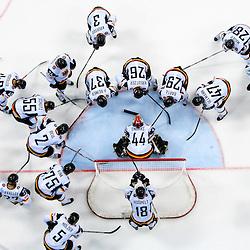 20110507: SVK, Ice Hockey - IIHF 2011 World Championship Slovakia, Denmark vs Germany