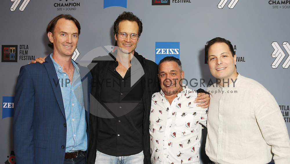"""at DTLA Film Festival """"INSIDE GAME"""" Los Angeles Premiere held at Regal LA Live on October 24, 2019 in Los Angeles, California, United States (Photo by © Michael Tran/VipEventPhotography.com"""