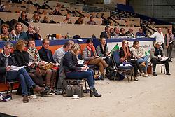 US visitors<br /> KWPN Stallionshow - 's Hertogenbosch 2018<br /> © Hippo Foto - Dirk Caremans<br /> 01/02/2018