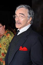 Apr 23, 2010 - Palm Beach, Florida, U.S. - BURT REYNOLDS arrives at the 15th Annual Palm Beach International Film Festival (PBIFF) Silver Screen Splash awards celebration at The Omphoy Ocean Resort. Reynolds was presented with the Lifetime Achievement Award. (Credit Image: © Michele Sandberg/ZUMA Press)