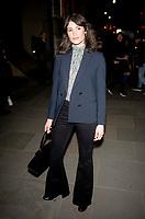 Gemma Arterton at the On Blueberry Hill play press night, Trafalgar Studios, London, 11 Mar 2020 Photo by Brian Jordan