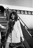 1969 - 24/03 Muriel Day departs for Eurovision