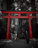 Shinto Temple in Hakone. Image taken with a Leica T camera and 18-56 mm lens.