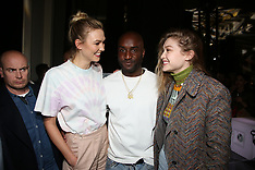 """Virgil Abloh and Evian """"One Drop Can Make a Rainbow"""" Collection Launch - 25 Feb 2019"""
