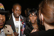Randy and Nadia, DENIS SIMACHEV SHOWCASES AUTUMN/WINTER 06 MENSWEAR & WOMENSWEAR COLLECTIONS<br />