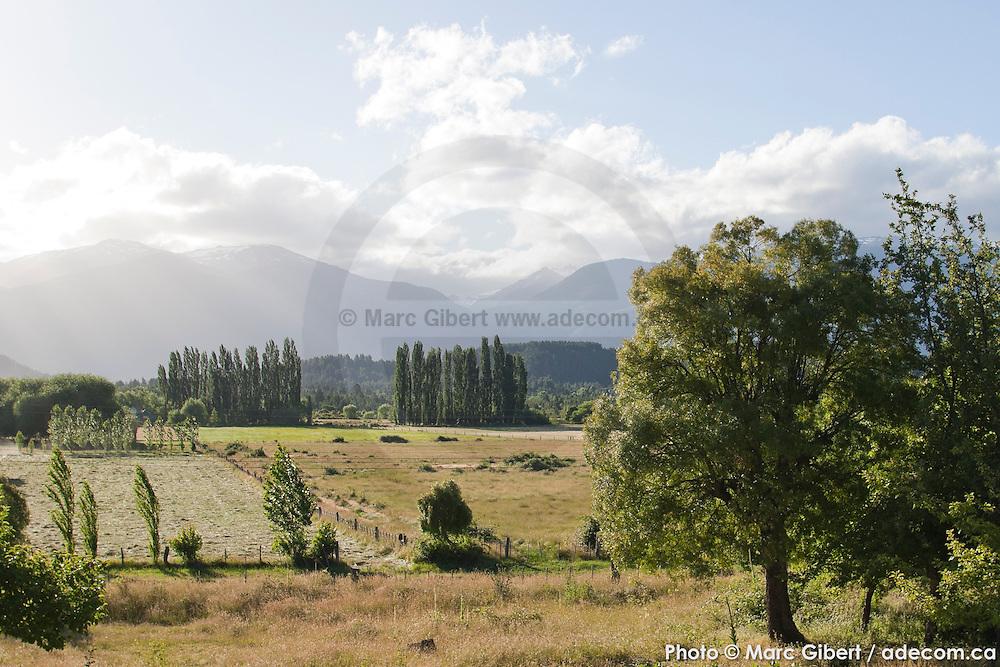 Photo documentaire Patagonie Photo Documentary /   /  / Argentina / 2008-12-27, Photo © Marc Gibert / adecom.ca