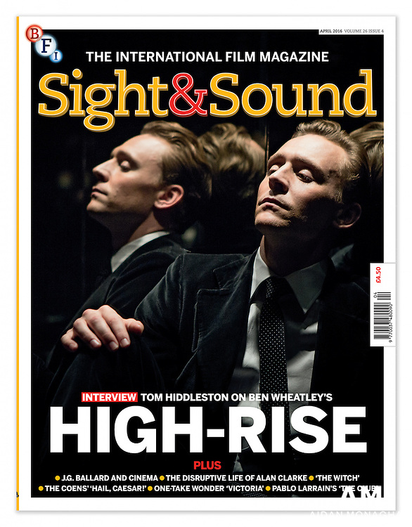 Sight & Sound Magazine Cover April 2016