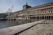 Genova,Ponte Parodi