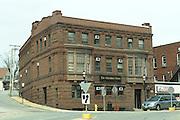 Gardner News building. Gardner, Massachusetts