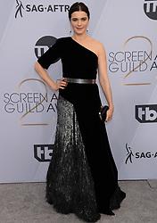 25th Annual Screen Actors Guild Awards - Arrivals. 27 Jan 2019 Pictured: Rachel Weisz. Photo credit: MEGA TheMegaAgency.com +1 888 505 6342